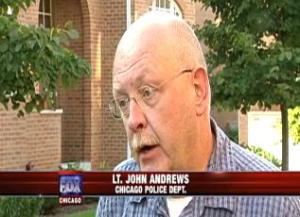 John Andrews interviewed by Fox News in Chicago.